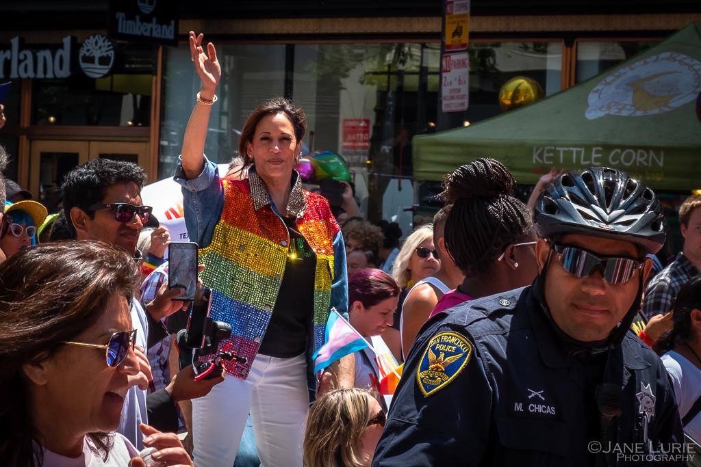California, San Francisco, Pride, Parade, City, LBGTQ, Human Rights, Celebration, Portraits, Fujifilm X-T2