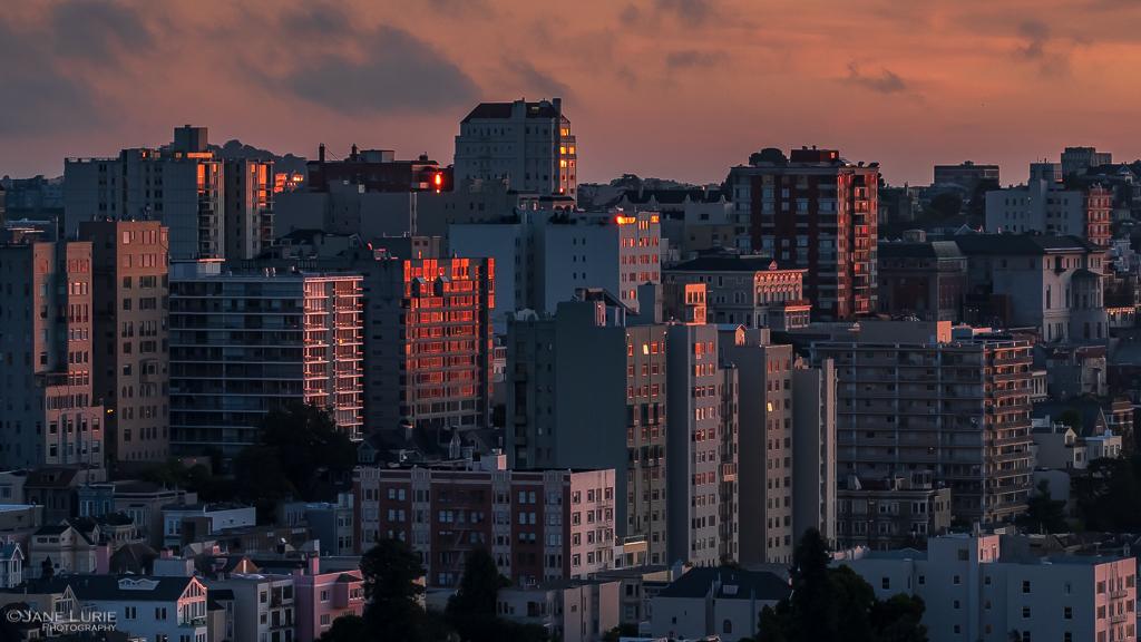 Landscape Photography, Fujifilm X-T2, San Francisco, California, Moon, Sunrise, Sunset
