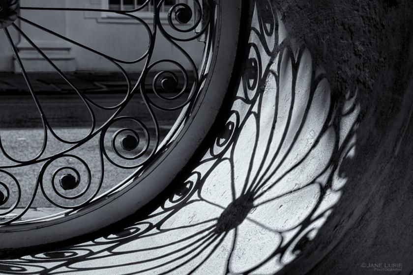Architecture, Window, Nikon, Black and White, Monochrome