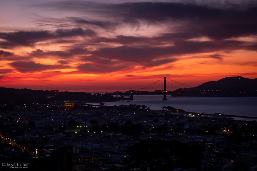 San Francisco, Golden Gate Bridge, Inspiration, Reflection, Landscape, City, Night, Photography, Fujifilm X-T2, Elijah Cummings