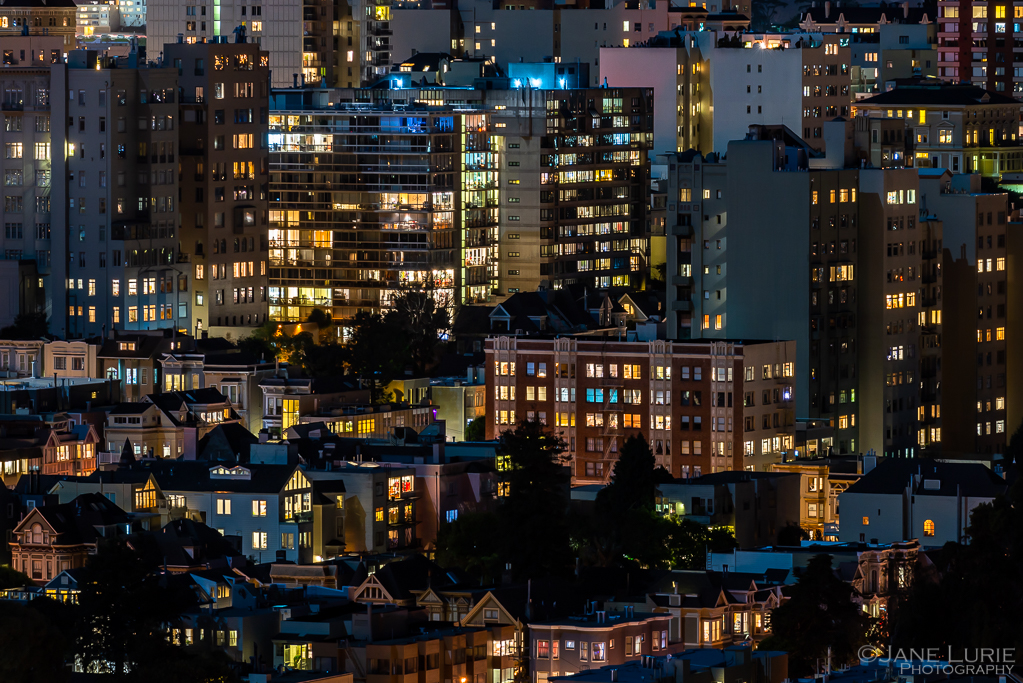 Nightscape, Photography, San Francisco, California, Fujifilm X-T2, Moon,