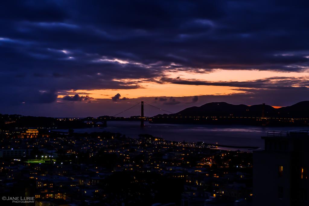 Photography, Spring, San Francisco, California, Golden Gate Bridge, Isolation