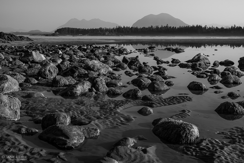 Rocks, Chesterman Beach, Tofino