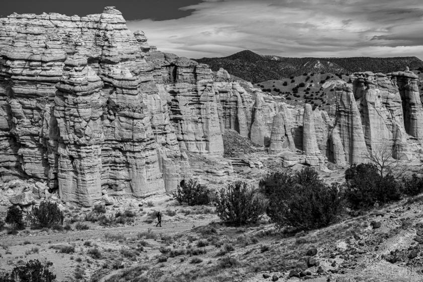 Landscape Photography, Black and White, Monochrome, Travel