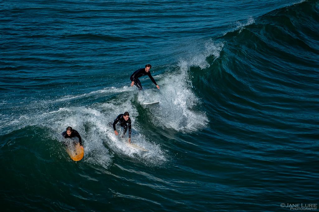 Surf's Up: ManhattanBeach