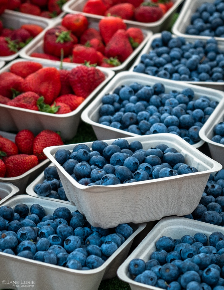 Farmer, Produce, Fruits, Vegetables, Photography, Close-up, Color, Summer